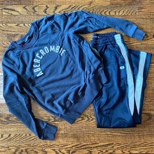 Abercrombie & Fitch set size S